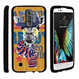 LG K7 |Tribute 5 | Treasure L52VL Phone Case, Perfect Fit Cell Phone Case Hard Cover Cool Designs Collection by Miniturtle® - Urban Giraffe