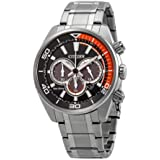 Citizen Chandler Eco-Drive Chronograph Black Dial Men's Watch CA4330-57E