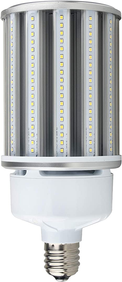 Street and Area Light ASD LED Corn Bulb 54W Warehouse Light 7290Lm Super Bright LED Outdoor Light 150W Replacement UL /& DLC Standard EX39 Mogul Base 100-277V Daylight White 5000K