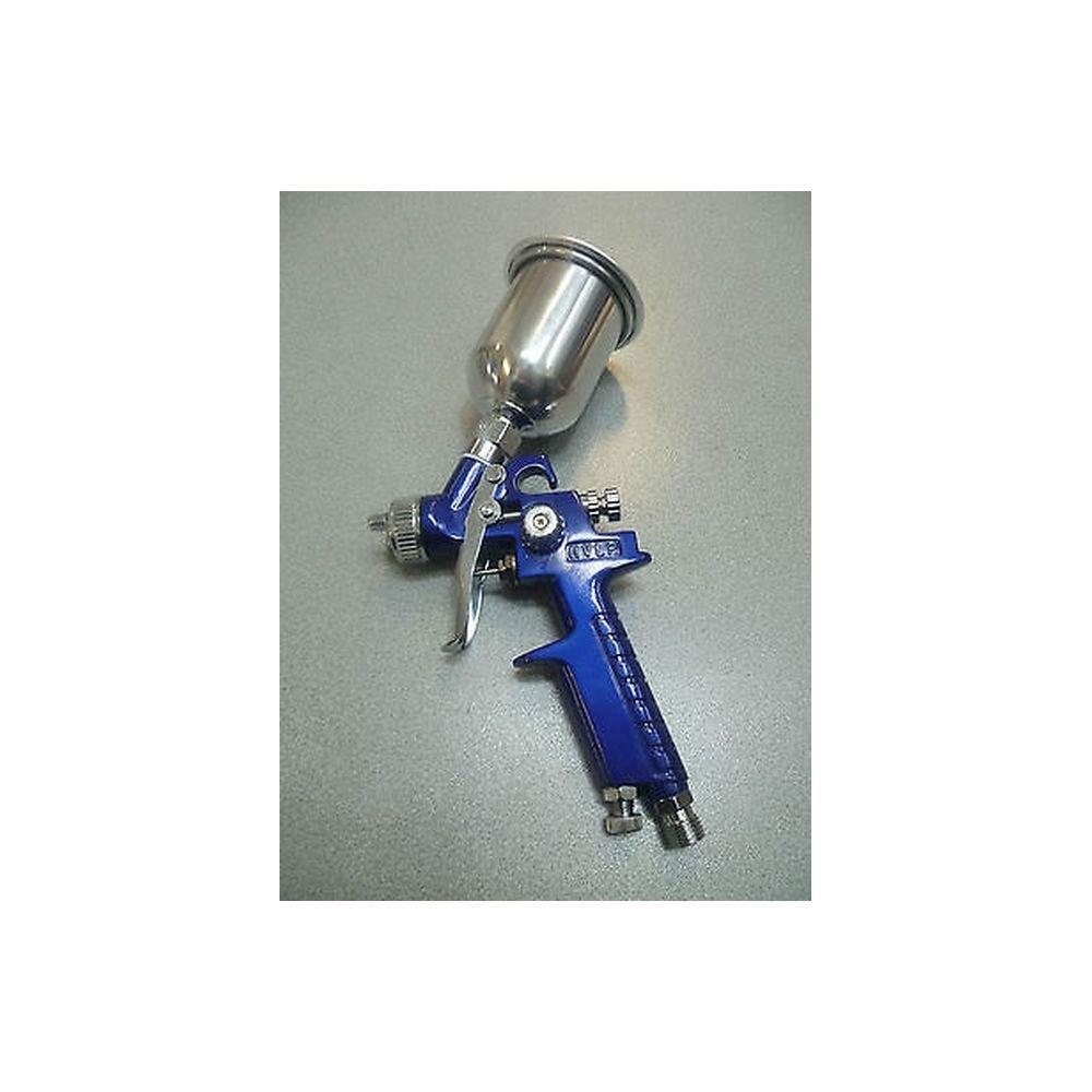 Asta W97/pressione aria verniciare e pistola a spruzzo con 1/litri di aspirazione tazza