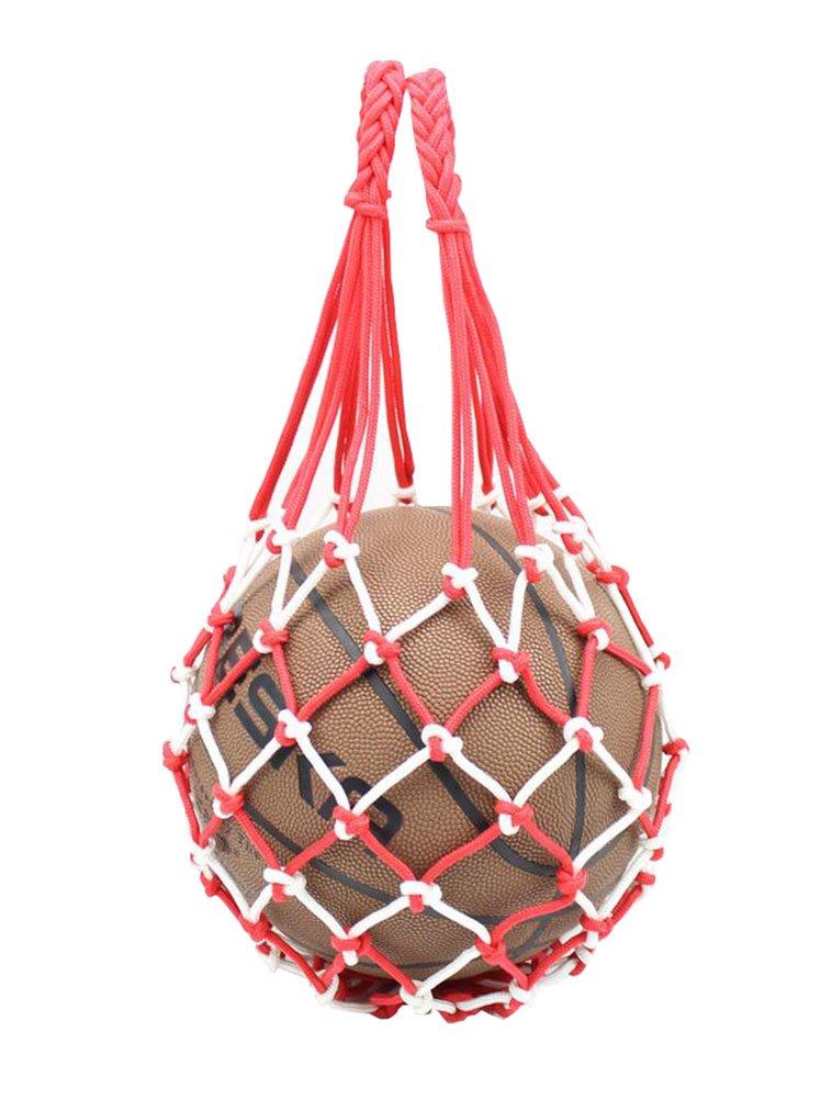 Multifunctional Vegetable/Fruit Net Bag Basketball/Soccer Storage Mesh Bag