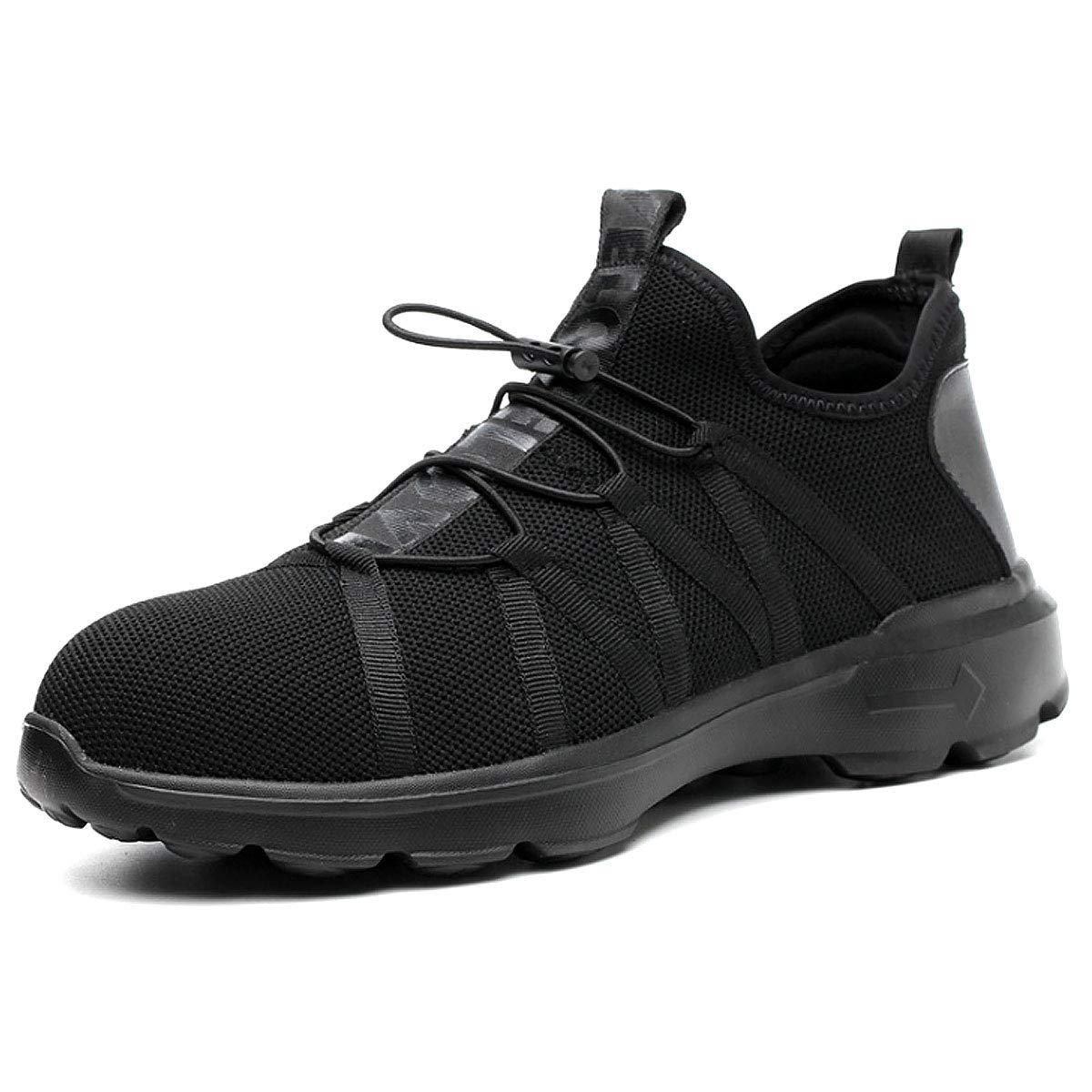 CHNHIRA Chaussures de S/écurit/é Homme Acier Protection Antid/érapante Respirante L/éger Unisexes Chaussures de Travail