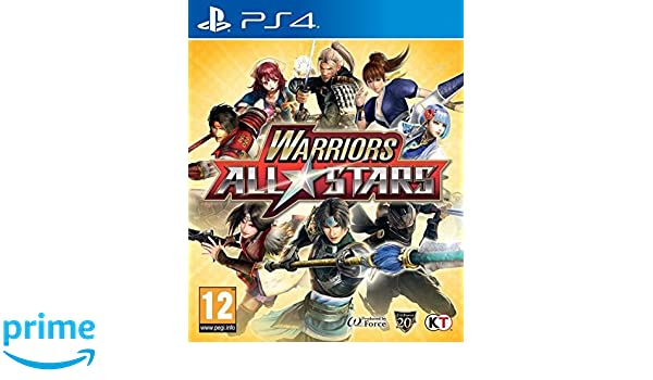 Warriors All Stars Jeu PS4: Amazon.es: Electrónica