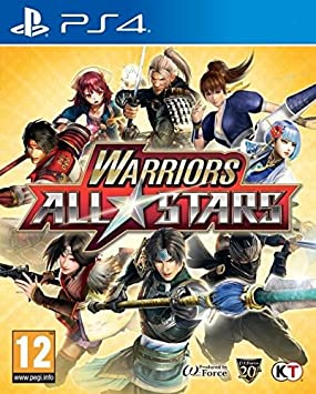 Warriors All Stars Jeu PS4: Amazon.es: Electrónica
