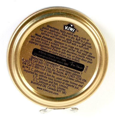 Kiwi 10313 1-1/8 Oz Brown Gloss Premium Shoe Polish With Silicone by Kiwi (Image #3)