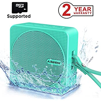 Amazon.com: Avantree Bluetooth Shower Speaker 4.2