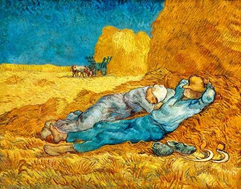 vincent-van-gogh-the-siesta1890-oil-painting-16x20-inch-41x52-cm-printed-on-high-quality-polyster-ca