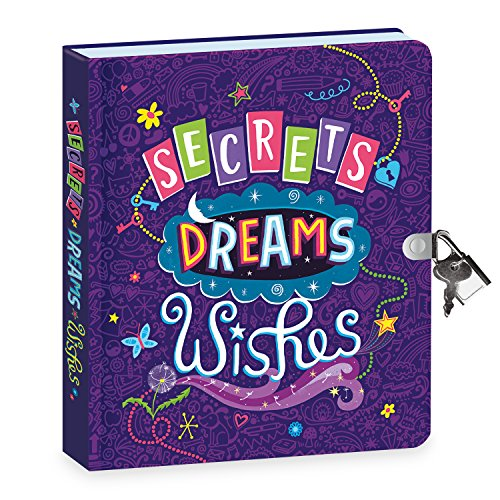 Peaceable Kingdom Secrets, Dreams and Wishes Glow in the Dark 6.25