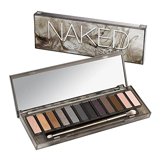 Urban Decay Naked Smoky Eyeshadow Palette, 1 Count