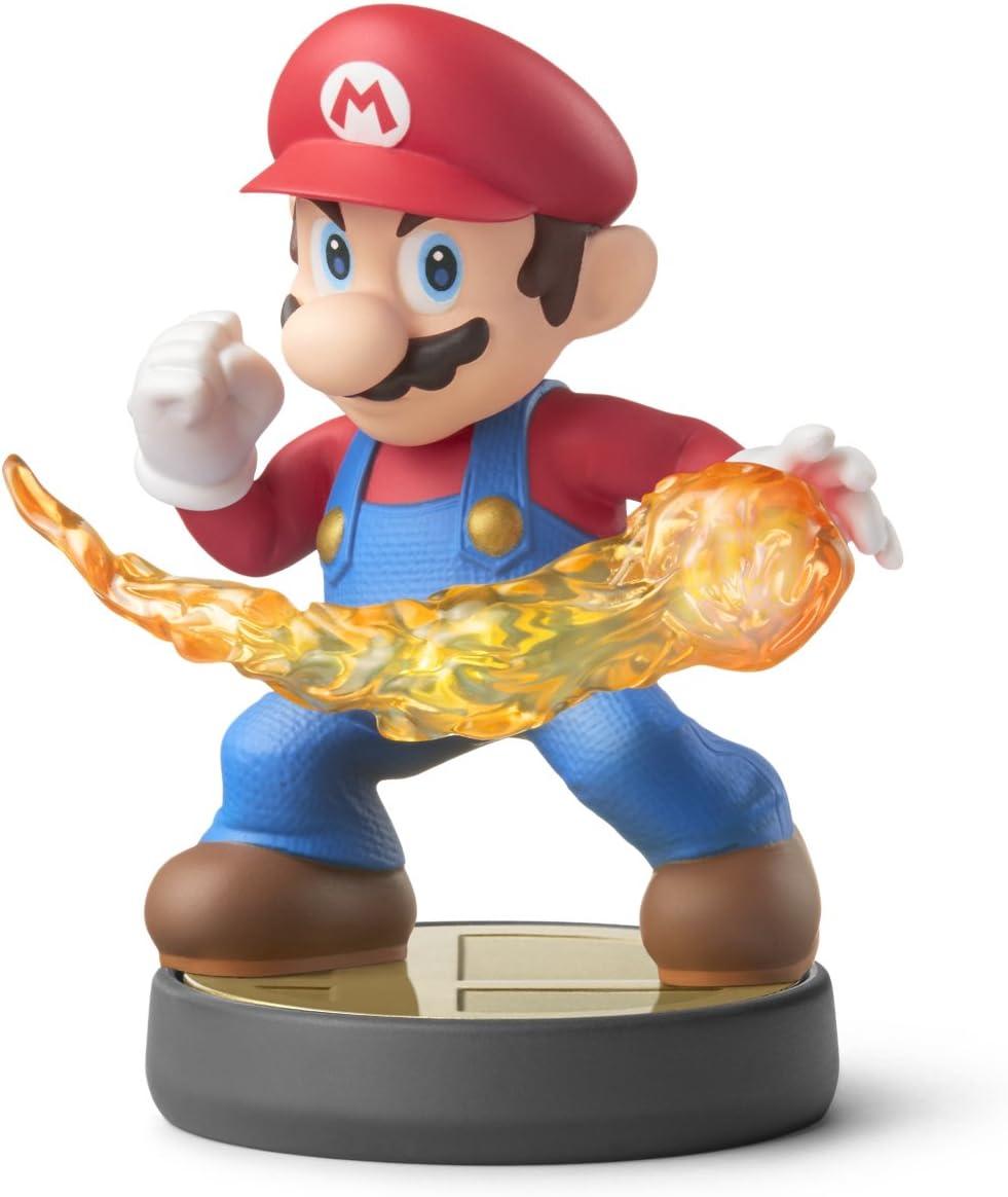 Super Smash Bros. Mario Amiibo