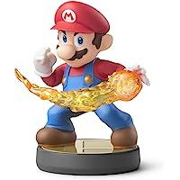 Amiibo: Super Smash Bros. Series Action Figure Mario - Standard Edition