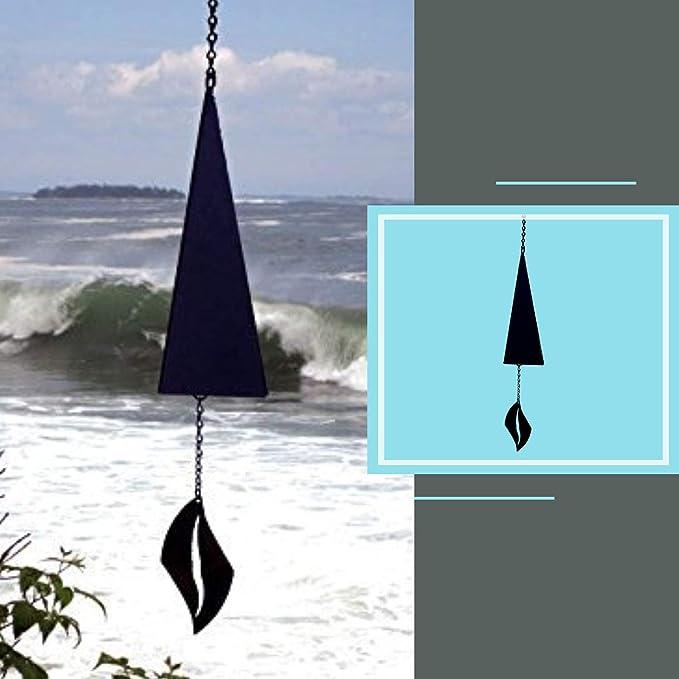 Sea Melodie Maine Bell Boje Wind Bell Chime Mit Diamant Wave bādgir