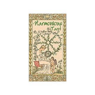 Armonioso tarocchi, mazzo di 78 carte con istruzioni multilingue (Edizione Standard)