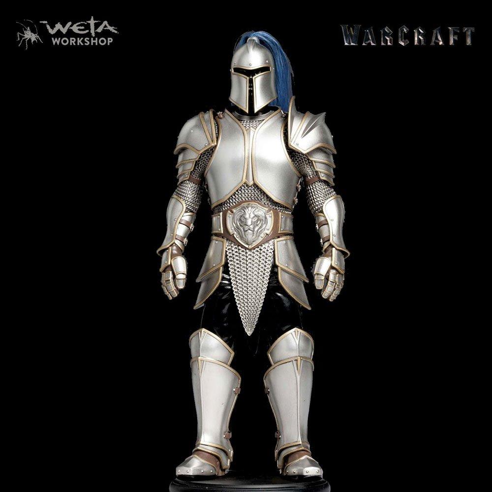 Warcraft Statue 1 6 Rüstung Fusssoldat [33 cm]