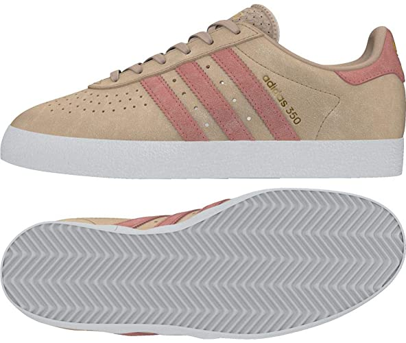 adidas Originals Baskets 350 Rose Femme: