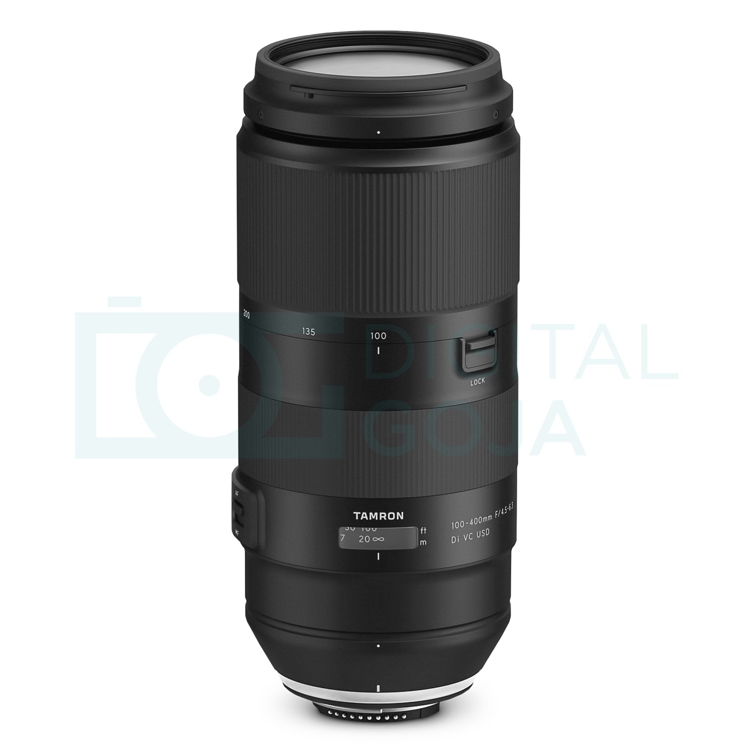 Tamron 100-400mm f/4.5-6.3 Di VC USD Lens for Canon EF w/Advanced Photo and Travel Bundle (Tamron 6 Year Limited USA Warranty) by Tamron (Image #3)