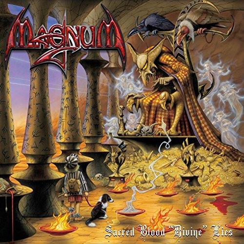 Magnum: Sacred Blood -Divine- Lies (Audio CD)