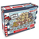 1000Piece Jigsaw Puzzle Where's Wally (Waldo) Pirate Panorama Hobby Home Decoration DIY
