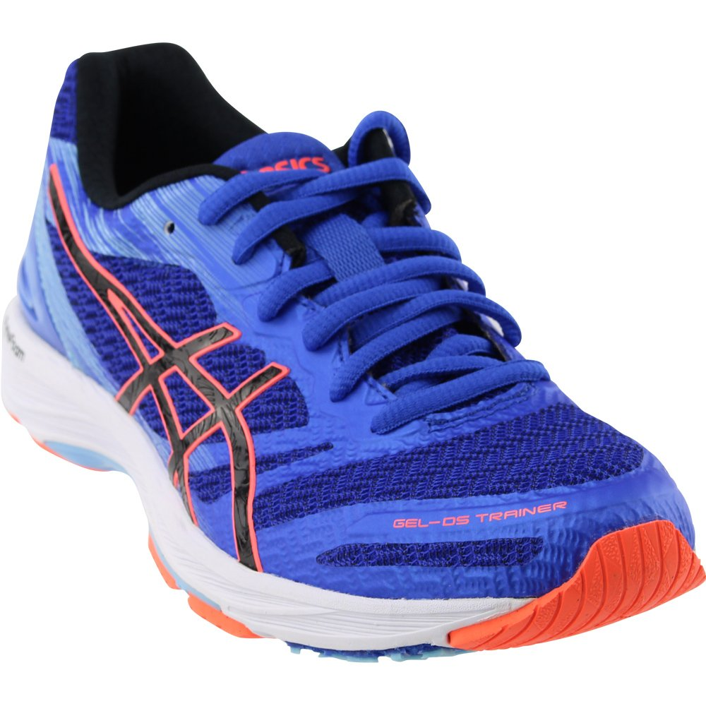 ASICS Women's Gel-DS Trainer 22 Running Shoe B071RTRVCJ 5 B(M) US|Blue/Purple/Black/Coral