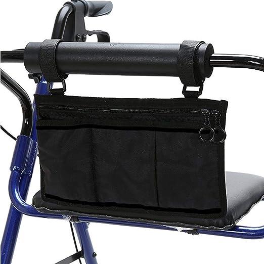 Bolsa de almacenamiento para silla de ruedas, para personas mayores, con manos libres, para personas mayores, personas mayores, personas mayores, ...