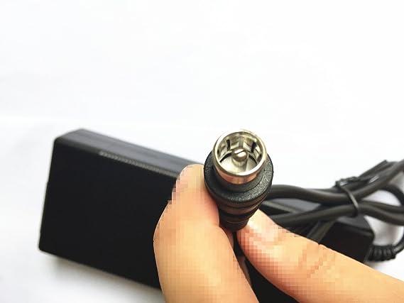Amazon.com: Bicicleta eléctrica 42 V2 A Cargador 42 V 2 A ...