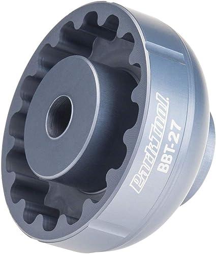 Park BBT-27 Bottom Bracket Tool 16 Notch 48.5//49.3mm
