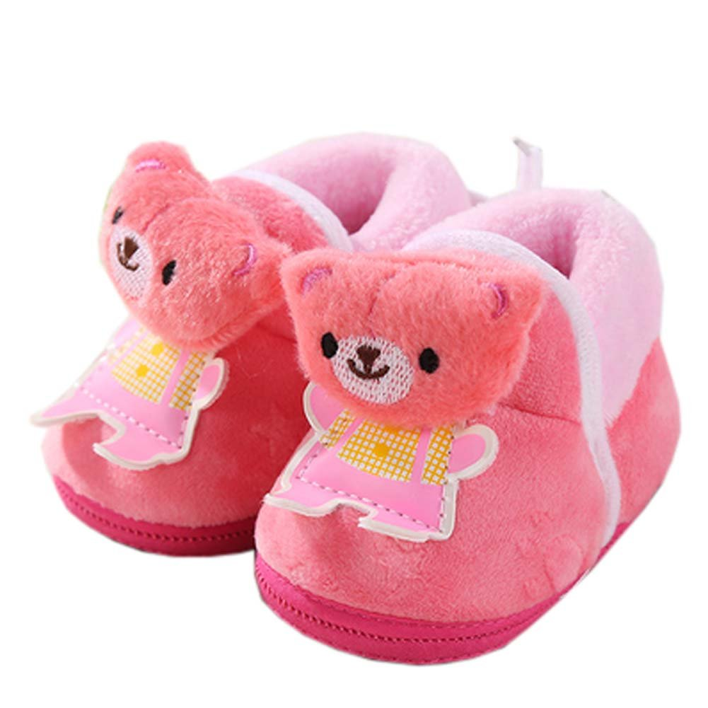 075a4a159 80% OFF Calzado de invierno Unisex Zapatos de bebé Botines para niños Zapatos  para caminar