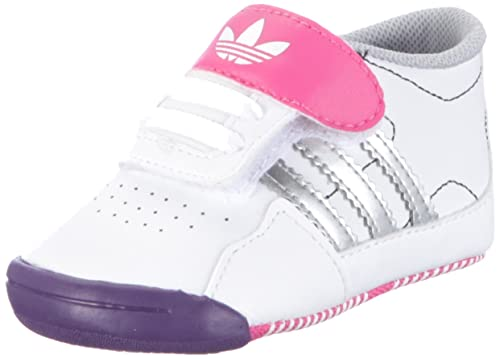 adidas OriginalsADINDOOR FORUM CRIB - Zapatillas Niños , color Blanco, talla 19 EU: ADIDAS: Amazon.es: Zapatos y complementos