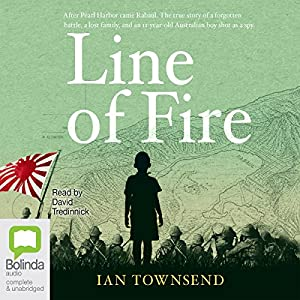 Line of Fire Hörbuch