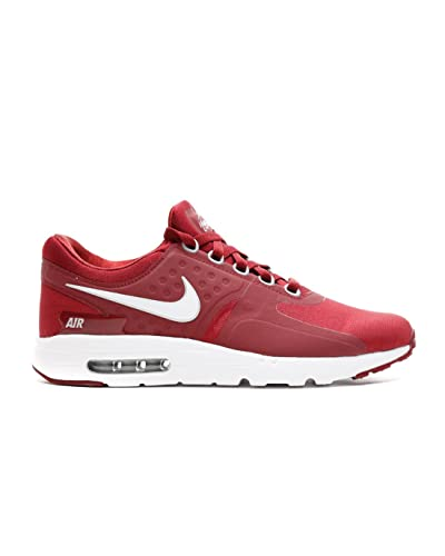 Nike Air Max Zero Essential Sneaker Trainer (10 US, red