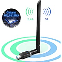 EDUP 1300Mbps WiFi Dongle USB 3.0 Wireless Adapter