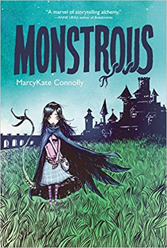 Monstrous: Connolly, MarcyKate, Young, Skottie: 9780062272720 ...