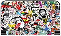 Sticker Bomb New 3DS XL 2015 Vinyl Decal Sticker Skin by PersonalizedPrinting4u