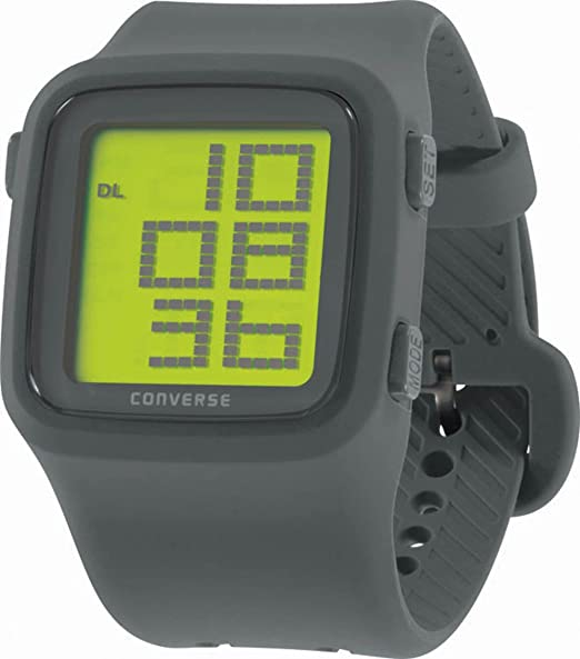 923a3468fa4870 Converse Men s VR002075 Scoreboard Classic Digital and Doomsday Silicone  Case Watch  Amazon.ca  Watches