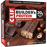 CLIF BUILDER'S – Protein Bar – Chocolate Hazelnut – (2.4 Ounce Bar, 6 Count) Review