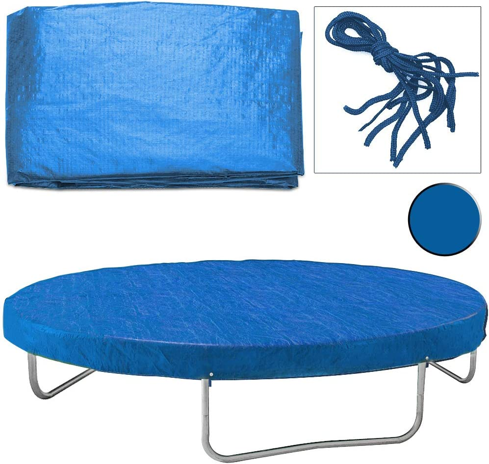 Funda de protección para cama elástica redonda con un diámetro de ...
