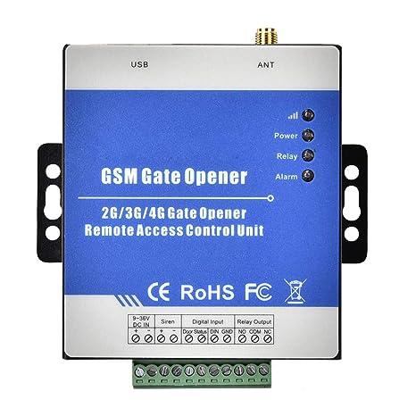 Abridor de puerta, GSM Control Remoto Puerta de garaje ...