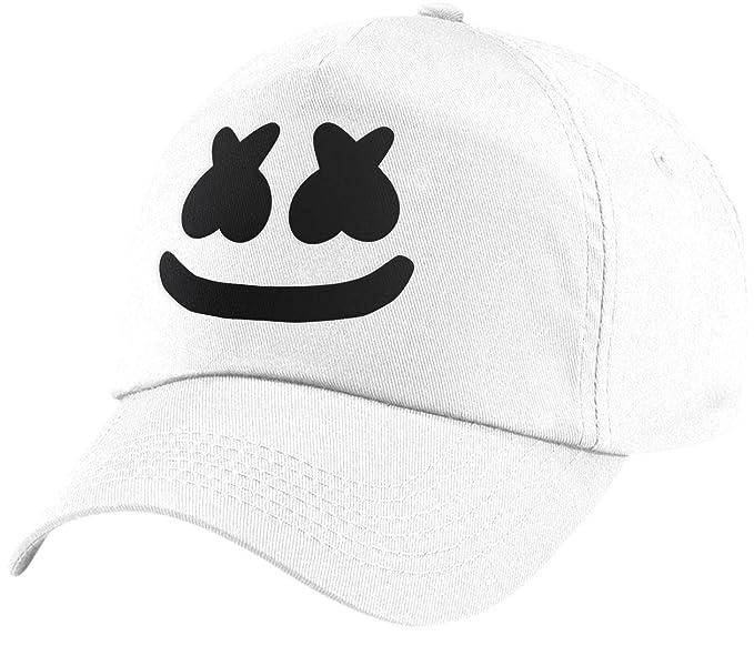 Marshmellow Candy Smile - Gorra de béisbol con capucha para niños ...