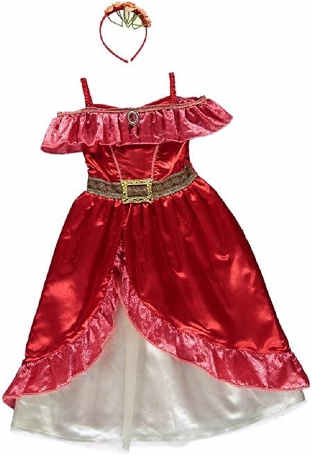 George Cenerentola Principessa Costume Vestito Travestimenti Costume Libro Day
