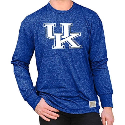 cky Wildcats Retro Long Sleeve Tshirt Blue - M ()