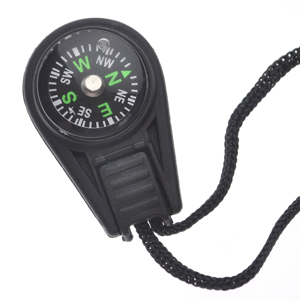 500 Pieces Wholesale GOGO Compasses - Pocket Size, Easy Carry Design by GOGO