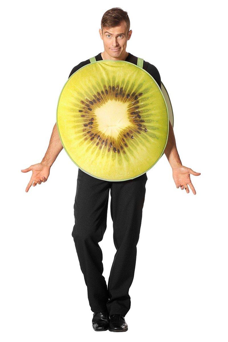 kostüm damen obst kiwi