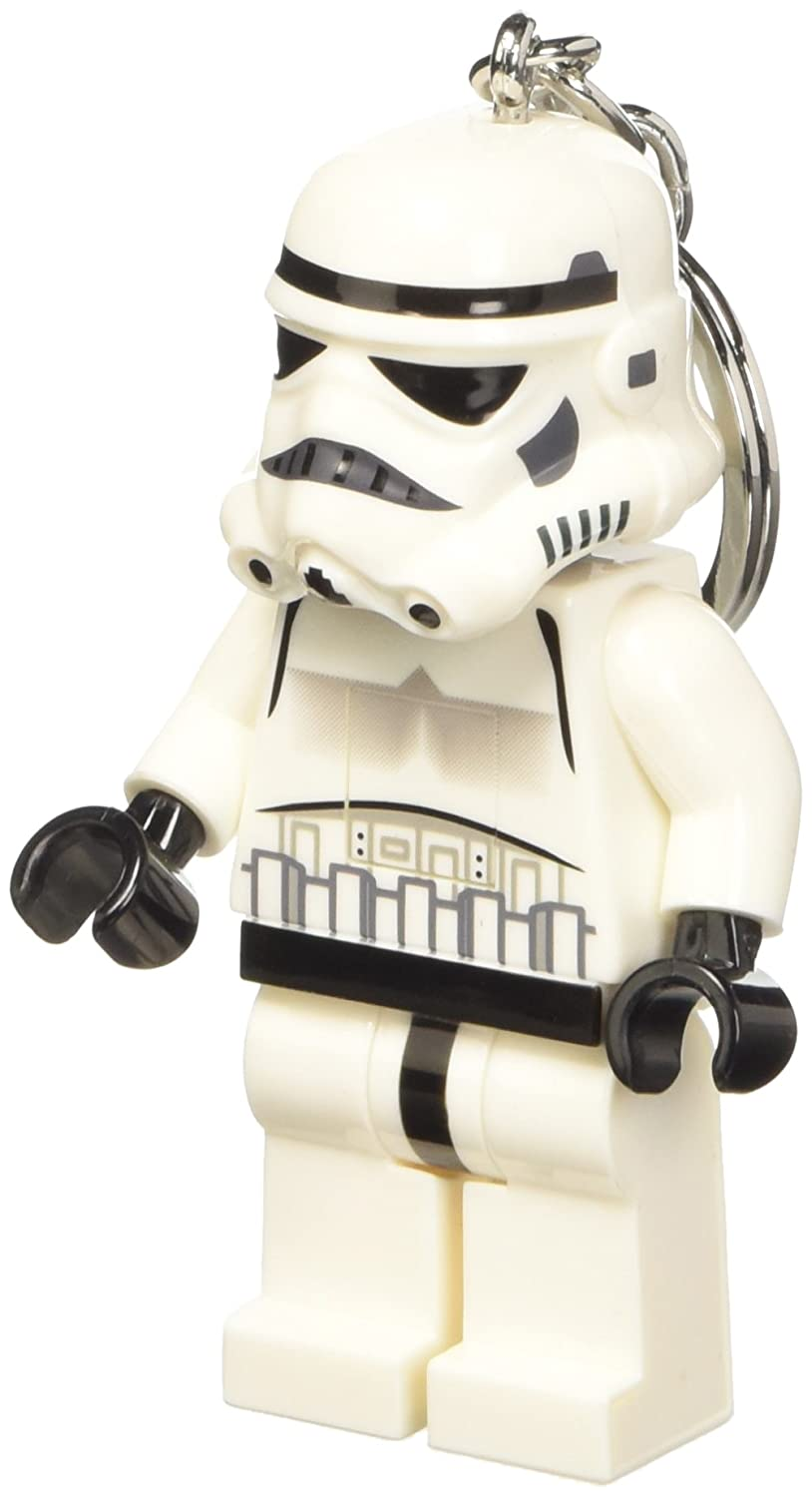 LEGO Star Wars - Llavero linterna Stormtrooper.: Amazon.es ...