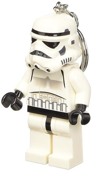 LEGO Star Wars - Llavero Linterna Stormtrooper.: Amazon.es ...