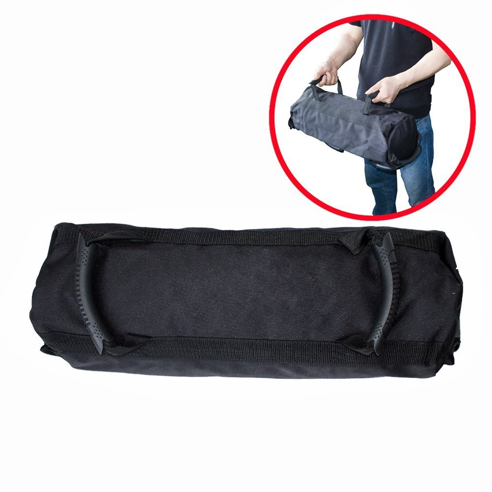 Lusmi Heavy Duty Workout Sandbags For Fitness, Exercise Sandbags, Military Sandbags, Weighted Bags, Heavy Sand Bags, Weighted Sandbag, Fitness Sandbags, Training Sandbags, Tactical Sandbags, Training by Lusmi (Image #2)