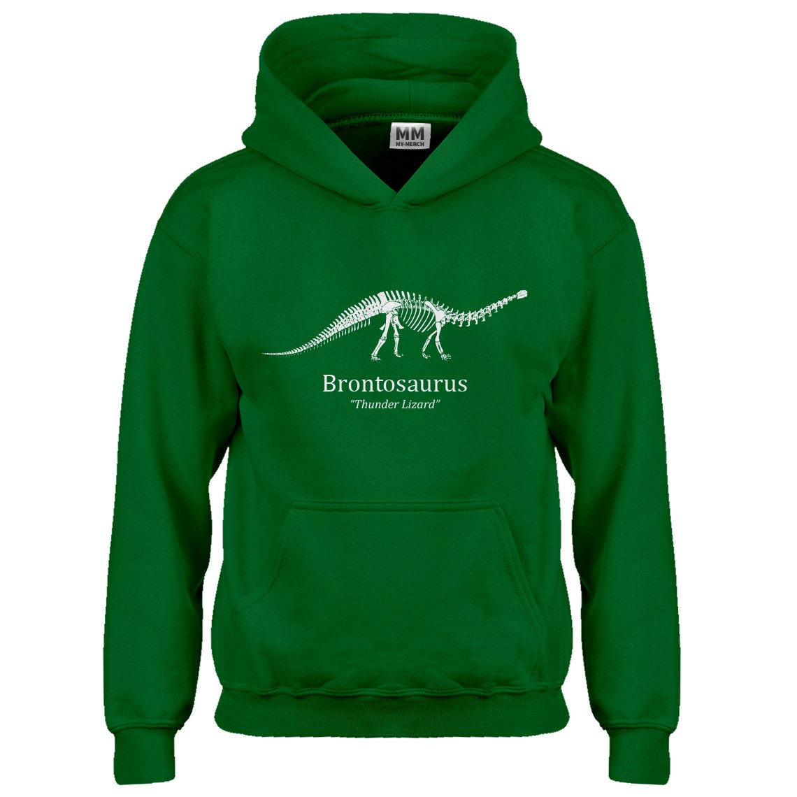Indica Plateau Youth Brontosaurus Kids Hoodie 3537-Z