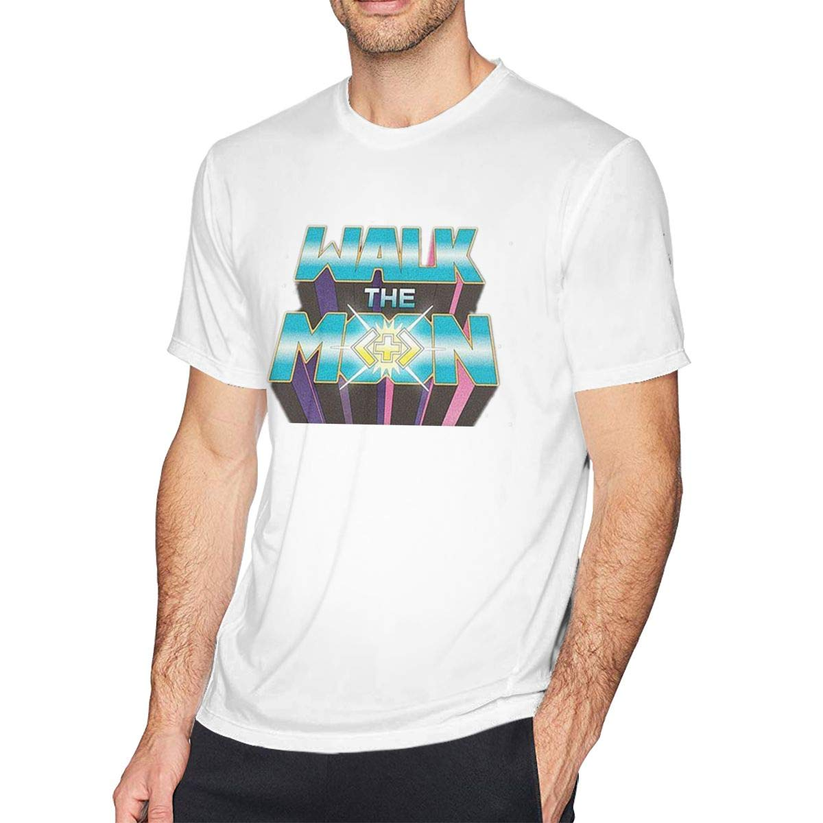 Comfort With Walk The Moon Design S Shirts