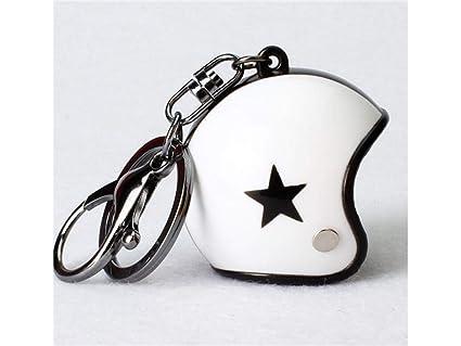Qiuqiu Home Coche y Bolso Pendant_White Estrella de Cinco ...
