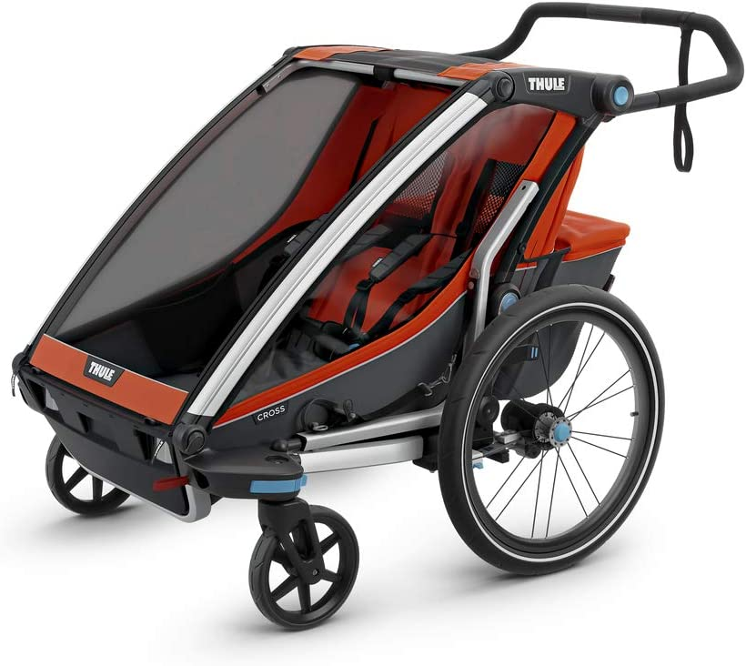 Top 9 Best Running Strollers Parents Should Have in 2020 1