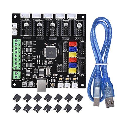 KINGPRINT KFB2.0 Controller Board for Reprap Mendel Prusa I3 Kossel 3D Printer